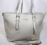 Деловая вместительная модная женская сумка на каждый день