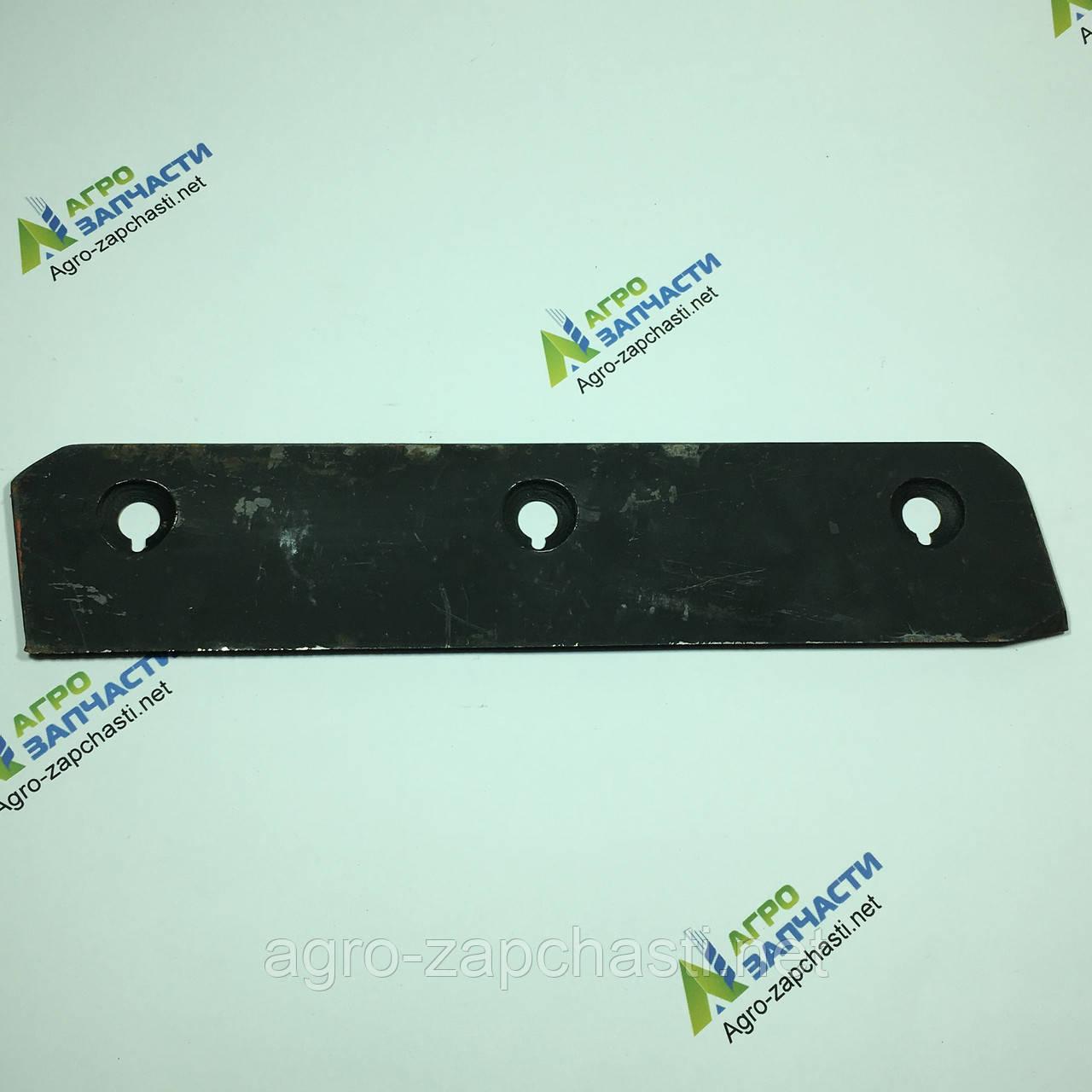 Нож поршня неподвижный на пресс-подборщик Welger АР 45 - 290x60x6