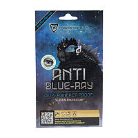 Защитное стекло для iPhone 5 Monster Skin Anti Blue-Ray