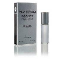Масляный мини парфюм 7 ml Chanel Egoiste Platinum Pour Homme Men