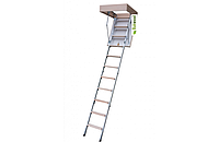 Лестница чердачная Bukwood Compact Metal 120*70