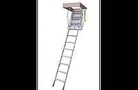 Лестница чердачная Bukwood Compact Metal 120*70, фото 1