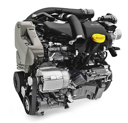 Двигатель Kangoo 2 c 2008-