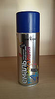Краска синяя, темно синяя (RAL 5005) для подкраски профнастила и металлочерепицы RAL 5005