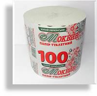 """Туалетная бумага """"Моквин 100"""""""