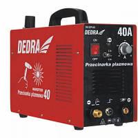 Аппарат плазменной резки (плазморез) DEDRA DESPi40