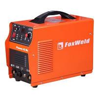 Сварочный выпрямитель/аппарат плазменной резки (плазморез) Foxweld Plasma 43 Multi