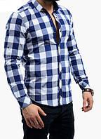 Тред сезона ! Мужская рубашка в клеточку!