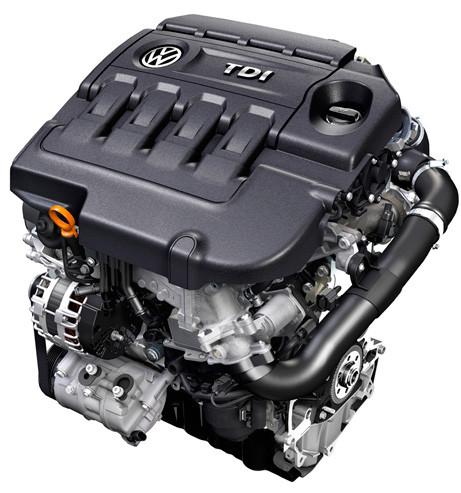 Двигатель VW Caddy