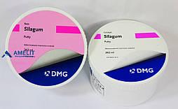 Силагум Путти Стандарт, А-силикон (Silagum Putty, DMG), 2х262мл