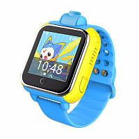 Детские смарт часы Q200 Blue