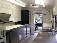 Автомобиль кухня