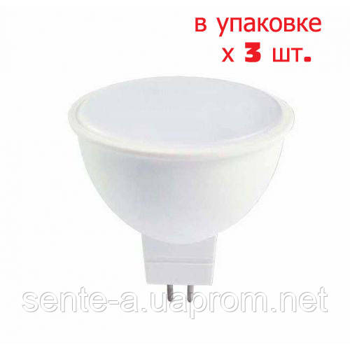 Светодиодная лампа Feron LB-240 4W G5.3 4000K 5504