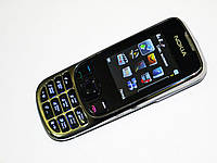 """Телефон Nokia 6303 (S322i) - 2Sim - 2,2"""" -FM - BT - Camera"""