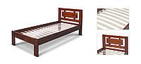 Кровать из массива дерева  Джина 900х2000