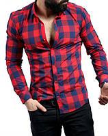 Повседневная мужская рубашка