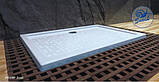 Піддон душової Лаура з литого мармуру, фото 3