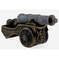 Коньячный набор Царь - пушка, 5 предметов, фото 1