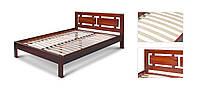 Кровать из массива дерева  Джина 1600х2000