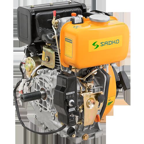 Двигатель дизельный Sadko DE-300Е
