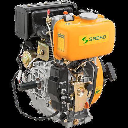 Двигатель дизельный Sadko DE-300Е, фото 2