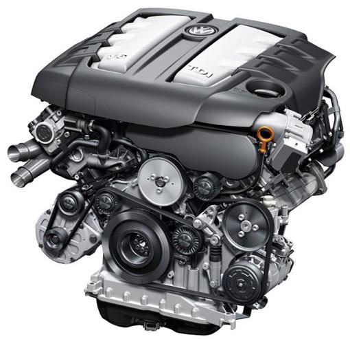 Двигатель VW Сrafter