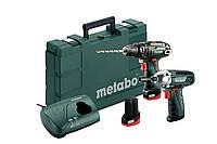 Комплект аккумуляторных инструментов Metabo Combo Set 2.5 10.8 V PowerMaxx, 685091000