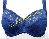 Бюстгалтер синий Lanny mode 11558