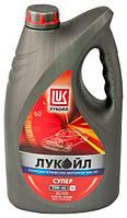Полусинтетическое Моторное Масло (полусинтетика) ЛУКОЙЛ 10w40 4 л