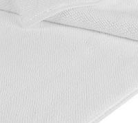 Коврик из хлопка York от Casual Avenue  white 60x90