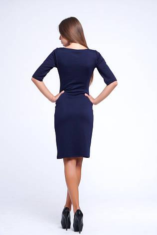 Платье Стэффи синее №2, фото 2