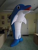 Надувной Костюм ( Пневмокостюм, Пневморобот )  Дельфин, фото 1