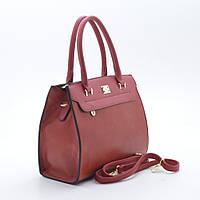 Женская модная сумка Marino Rose красная