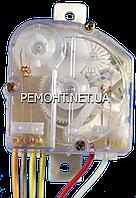 Часы стиральной машины полуавтомат одинарные 4+2 провода