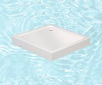 Поддон акриловый ARTEL PLAST Перфект (110) белый, фото 1