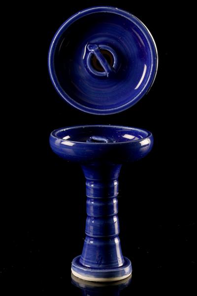 Чаша Kaya Cascade Blue, синяя