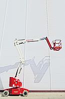 Самоходный коленчатый подъемник, АРЕНДА, рабочая высота 8 - 41 м, аренда / продажа