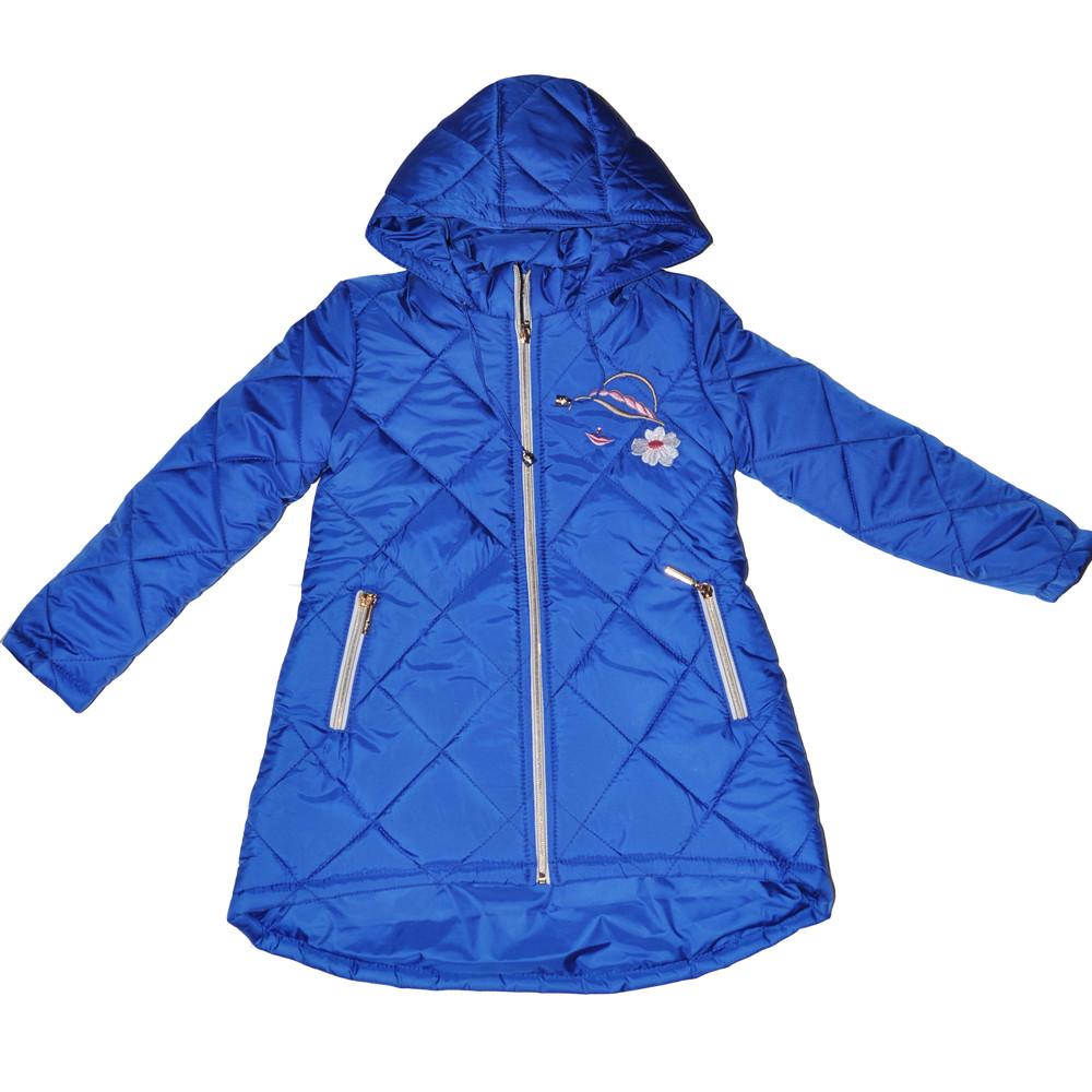 Куртка-парка Юляша детская для девочки, фото 1