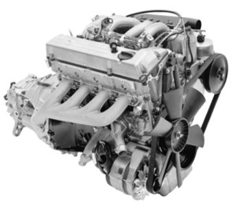 Двигатель Mecedes Sprinter