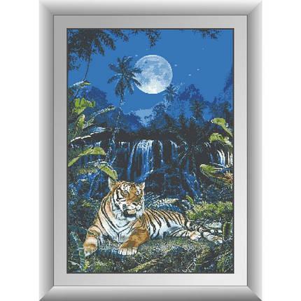 "Набор для рисования камнями ""Лунный тигр"", фото 2"