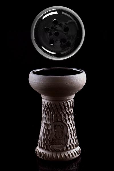 Чаша Kaya Black Tradi Bowl Tobacco