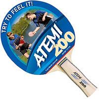Ракетка для настольного тенниса Atemi 200