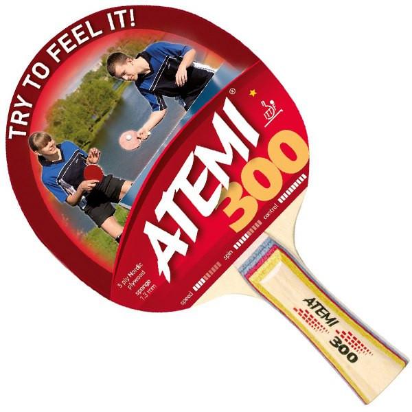 Ракетка для настольного тенниса Atemi 300 - sportZone в Запорожье