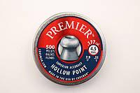 Пули Crosman Premier Hollow Point (500), экспансивные, 4.5 мм, США