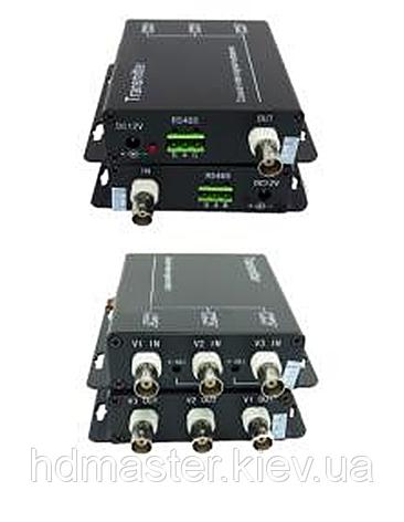 Уплотнитель видеосигнала Smart Security S-3V, фото 2