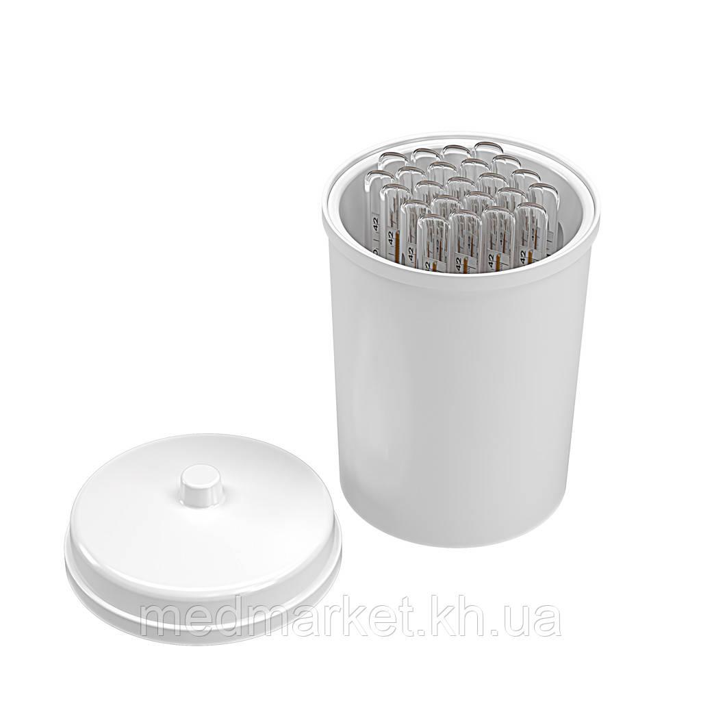 Емкость для дезинфекции и хранения термометров ЕХТ