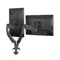 K1D220 - крепление рабочего стола на два монитора с регулировкой 3D