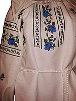 """Вишиванка для дівчинки """"Марліс"""" (Вышитое платье для девочки """"Марлис"""") DU-0003"""