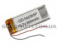 Универсальный литий-полимерный аккумулятор GD 042365P