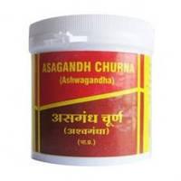 Ашвагандха, Ashagandh Churna (Ashwagandha), Vyas / наделяет выносливостью, силой и сексуальной энергией / 100